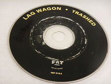 Trashed [Digipak] by Lagwagon (CD, Nov-2011, Fat Wreck Chords) CD Only