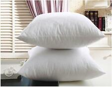 Sham Stuffer Square Cushion Throw Pillow Form Insert Polyester Hypoallergenic