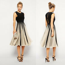 New!2016 Black Cocktail Dress Party Formal Evening Ball Prom Dresses Wedding