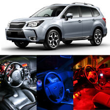 LED Bulb Interior Package Map Dome Door License Plate Lights for Subaru