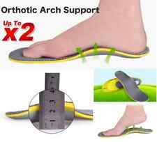 1Pair Orthotic Arch Support Shoe Insoles Pads Pain Relief Men/Women Fast Post