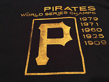 Pittsburgh Pirates World Series Champions T Shirt PNC Park SGA 5/20/16 John Jaso