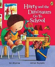 Harry and His Dinosaurs Story - HARRY AND THE DINOSAURS GO TO SCHOOL - NEW