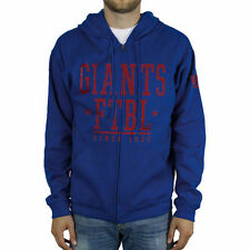 New York Giants Royal Blue Front and Sleeve Full Zip Jacket