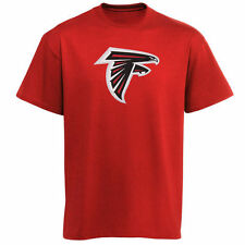 Atlanta Falcons Youth Red Team Logo T-Shirt