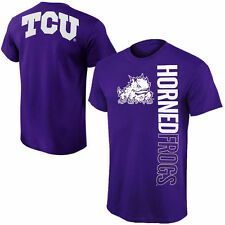 TCU Horned Frogs Purple Fusion T-Shirt