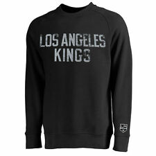 Los Angeles Kings Black Monument Crew Sweatshirt