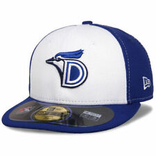 New Era Dunedin Blue Jays White/Royal Low Crown Diamond Era 59FIFTY Fitted Hat