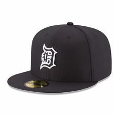 New Era Detroit Tigers Navy Home Diamond Era 59FIFTY Fitted Hat