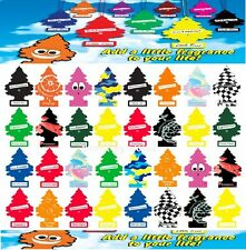 20 X Little Trees Magic Trees Hanging Air Freshner Scent Car Truck home