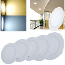 CREE LED Recessed Ceiling Light Panel Lamp Downlight  6W 9W 12W 15W 18W 24W F2C