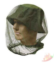 Hunting Camping Fishing Mosquito Bee Fly Bug Mesh Head Face Neck Protect Hat Net