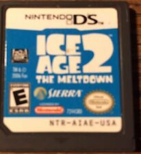 ICE AGE 2: THE MELTDOWN NINTENDO DS CARTRIDGE ONLY TESTED