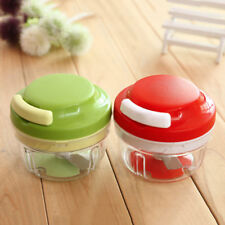 Vegetable Onion Garlic Food Quick Chopper Slicer Dicer Cutter Peeler Shredder