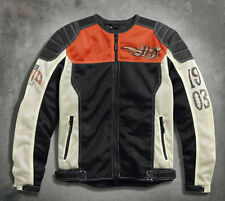 Mens Harley Davidson Sublime Mesh Riding Jacket