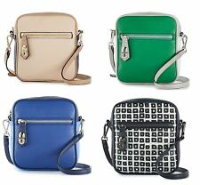 NEW REED by Reed Krakoff Small Zippered Traveler Handbag Bag - Limited Edition