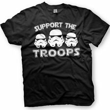 Star Wars Stormtrooper Support Our Troops. Return of the Jedi. Multiple colors