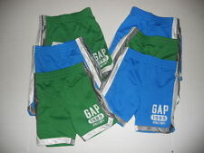Gap Baby Boys size 18 24 m 2 3 4 years U PICK Gym Shorts Bottoms NWT Green Blue