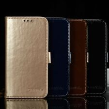 Luxury Magnetic Leather Flip Wallet Stand Cover Case For Apple iPhone