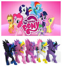 My Little Pony Horse FRIENDSHIP IS MAGIC Princess Luna Celes Moon With Crown