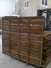Garden Fence Panels - 6 x 4 (6ft by 4ft)