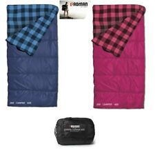 Roman Sleeping Bag Camper Junior 400 *Choose Your Colour*
