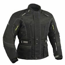 Motorbike Motorcycle Textile Protective Jacket Waterproof Winter/Summer Jacket.