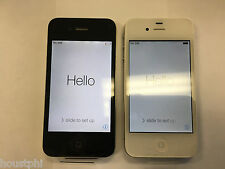 iPhone 4 8gb White Black Unlocked AT&T T-Mobile MetroPCS New Other w. box