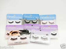 Ardell Eyelashes FASHION LASHES Assorted Choice in Number ~ 1 pair Black~