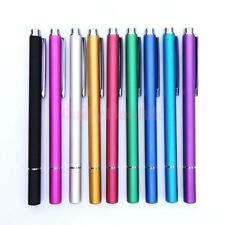 Metal Capacitive Touch Screen Stylus Pen For iPhone Tablets HTC Smartphone
