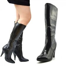 Ladies thigh high boots, Womens winter boots, ladies shoes,comfortable boot shoe