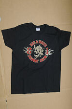 "Hells Angels Tucson -  Womans "" Red & White Support Crew "" T Shirt"