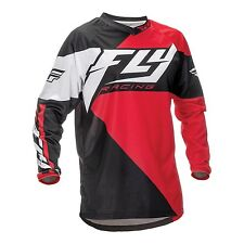 2016 Fly Racing F-16 MX Motocross Jersey - Red / Black