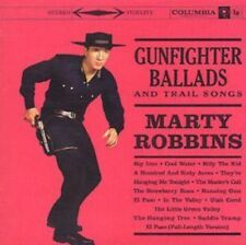Robbins, Marty - Gunfighter Ballads And Trail S NEW CD