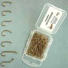 Royd: 100 BOXED FLY TYING HOOKS.Wet,Dry,Barbless,Buzzer,Lure,Swimming Nymph.