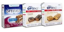 OPTIFAST® 800 BARS | 6 BOXES | ANY FLAVOR or VARIETY CHOICES | NEW AND FRESH