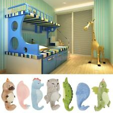 Towel Hanger Resin Animal Bathroom Clothes Coat Hat Hook Single Robe Hook Holder
