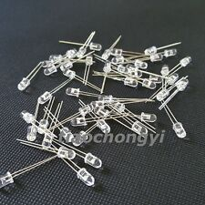 25 100 1000pcs DIP 5mm F5MM IR infrared Diode LED 940nm High Power Lamp