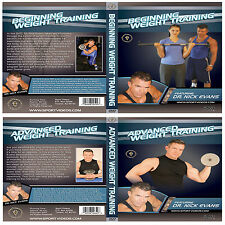 New Weight Training Instructional DVDs Many Titles To Choose From Free Shipping