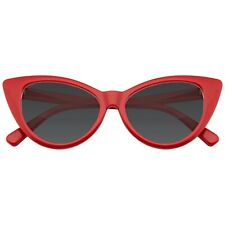 Womens Fashion Hot Tip Vintage Pointed Cat Eye Sunglasses