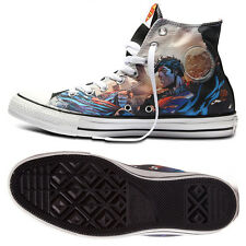 Converse Chuck Taylor Hi All Star DC Comics Superman Flight 148355C Unisex Shoes
