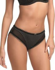 FANTASIE LOIS BRIEF - Sizes Medium Large and X-Large  BNWT BLACK & NUDE 2975
