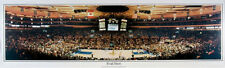 NBA New York Knicks Madison Square Garden Foul Shot Panoramic Poster 3008