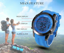 Sport Watches Male LCD Digital Watch Military Men Watches Brand Casual Watches