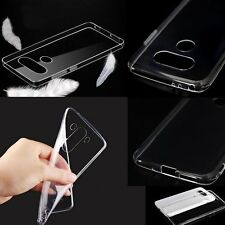 Ultra thin 0.3mm TPU Silicone Gel Clear Transparent Cell Case For LG Smart Phone