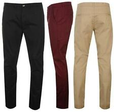 Pierre Cardin Chino Mens Trousers Cotton Pants Casual Fashion ~Sizes 30-40W