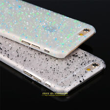 New Dot Spots Pattern Clear Hard Fashion Case Cover For iPhone 5 5s 6 6s Plus
