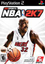 NBA 2K7 (Sony PlayStation 2, 2006) NEW