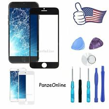 "Replacement Front Outer Screen Glass Lens For  iPhone 6 Plus 5.5"" + Repair Kit"