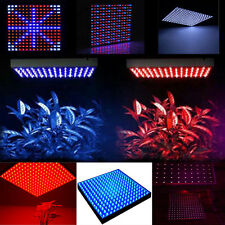 14W 225 LED Hydroponic Plant Grow Lights Panel Full Spectrum Indoor Growing Lamp